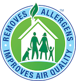 We can remove 98% of household allergens