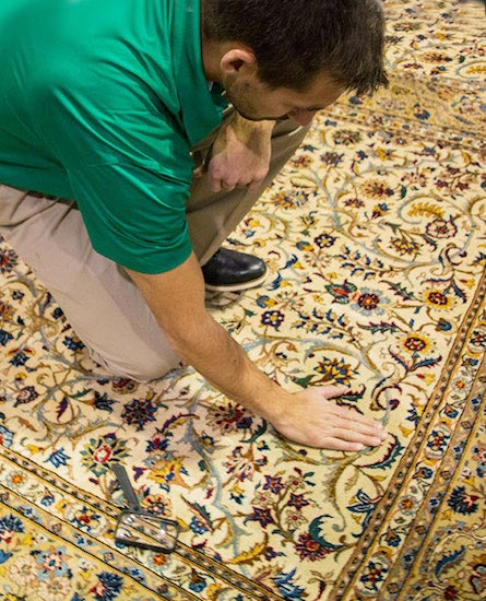 Professional Area and Oriental Rug Cleaning by Chem-Dry of the Foothills